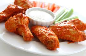 cuisiner des ailes de poulet recette faciles d ailes de poulet buffalo