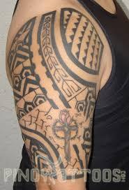 batok traditional filipino tribal tattoo design tattoomagz