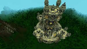 Castle Maps For Minecraft Warucia Minecraft Castle