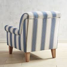 Black And White Striped Chair by The Brilliant And Interesting Blue Striped Chair For Your