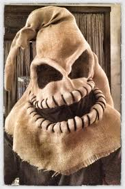 how to make a mask for halloween how to make an oogie boogie costume ehow uk undress me