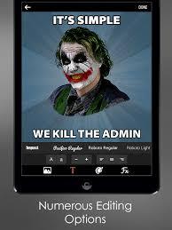 Batman Meme Creator - meme creator by meme generator pro troll maker apps 148apps
