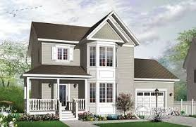cheap 2 story houses 2 story house plans w garage from drummondhouseplans