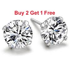 real diamond earrings for men real diamond studs for men