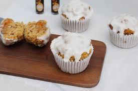 pumpkin and carrot cake muffins u2013 sophie u0027s healthy kitchen