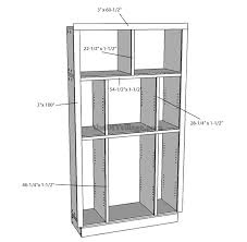 Build A Pantry Part  Pantry Cabinet Plans Included The DIY - Kitchen pantry cabinet plans