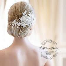 wedding accessories lace bridal hairpiece clip wedding accessories lace