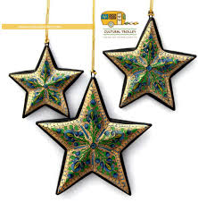 christmas hanging stars christmas tree hanging stars decor