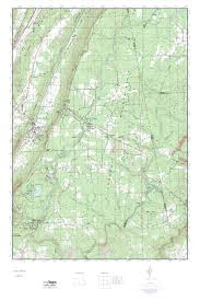 Topographical Map Of Georgia Mytopo Valley Head Georgia Usgs Quad Topo Map