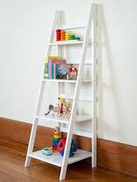 Leaning Bookshelf Woodworking Plans by 31 Md 00510 Ladder Shelves Woodworking Plan Ladder Shelf