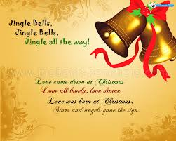 merry christmas jingle bells wallpapers 30 christmas wallpaper download