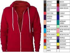 american apparel unisex sweatshirts u0026 hoodies ebay