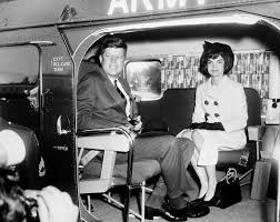 Jackie Kennedy White House Restoration President John F Kennedy And First Lady Jacqueline Kennedy Depart
