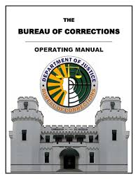 bureau of bureau of corrections publications