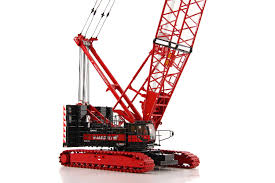scale crawler mobile and tower cranes by twh tonkin conrad nzg