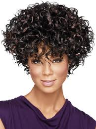 jeri curl short hair women 16 fabulous short hairstyles for curly hair olixe style magazine