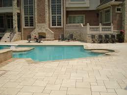 100 backyard floor tiles best 25 painted concrete patios
