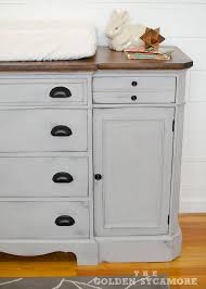 Changing Table Or Dresser Nursery Progress Updated Dresser Changing Table For The