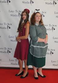 Haunted Mansion Costume Sewing Student Makes Her Version Of Disney Costumes From The