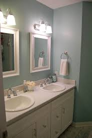 bathroom cabinets large round mirror frameless full length