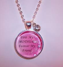 s day charm necklace beautiful my my friend charm necklace