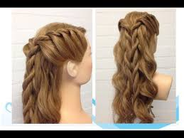 twisten game of thrones hairstyle youtube