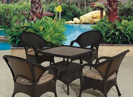 High Quality Patio Furniture Rattan High Chair And High Table Outdoor Furniture Buy High
