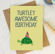 birthday turtle card 100 images the crafty yogi a beachy