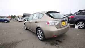 used 2008 subaru impreza 2 5i hatchback 2008 subaru impreza 2 5i topaz gold metallic 8g804931 tacoma