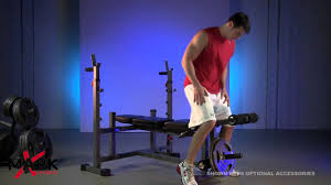bench routines xmark olympic bench with leg xm 4421 complete body workout