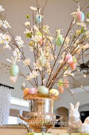 happy easter decorations peeps easter trees happy easter 2018