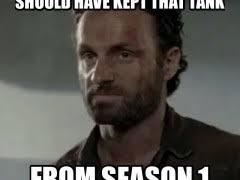 Walking Dead Rick Crying Meme - walking dead memes rick image memes at relatably com