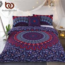 bedding outlet stores aliexpress com buy beddingoutlet mandala bedding set queen size