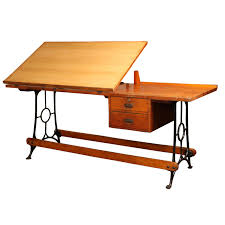 Draft Tables Original Vintage Industrial American Made Drafting Table