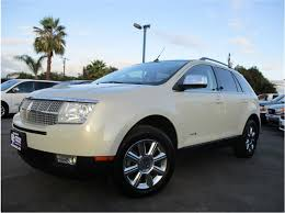 2007 Lincoln Mkx Interior 2007 Used Lincoln Mkx Awd 4dr At Premium Finance Serving Stanton