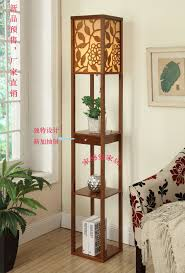 Shelf Floor Lamp Picture Of Floor Lamp With Shelves Lighting Pinterest Floor