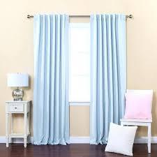 light blue curtains bedroom baby nursery ideas nursery curtains blue blackout drapes window