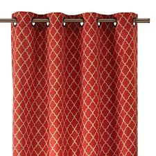 home decorators collection chili ogee grommet curtain 1623959