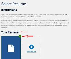 Usajobs Online Resume Builder by Vsfs Virtual Student Foreign Service