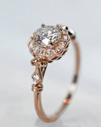 pretty engagement rings 12 impossibly beautiful gold wedding engagement rings