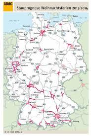Asa Bad Driburg Adac Stauprognose Für Den 3 Bis 6 Januar 2014 Auto Und Reisen