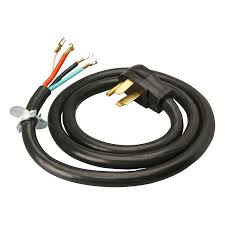 electricord 49626 4 wire 6 ft electric range cord sears outlet
