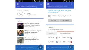 cortana take me to my facebook page how to use cortana on android tech advisor