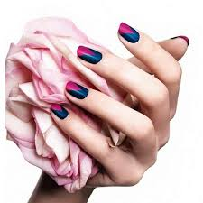 nail art designs step by step at home for short nails