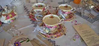 fleurtea mobile catering brisbane high tea events parties