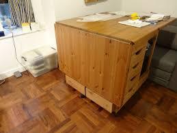 sewing cutting table ikea folding sewing cutting table furniture design