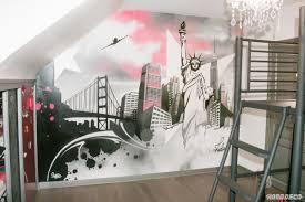 dessin mural chambre fille charming dessin mural chambre adulte 0 indogate peinture chambre