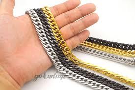 aliexpress buy gokadima 2017 new arrivals jewellery aliexpress buy gokadima cool stainless steel necklace