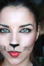 cat face makeup for halloween halloween cat makeup she might be