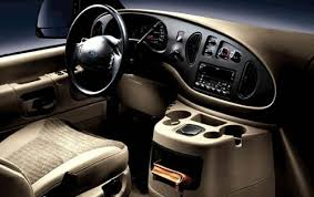Ford Van Interior Used 2005 Ford Econoline Wagon Van Pricing For Sale Edmunds